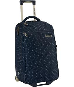 Burton Wheelie Flight Deck Travel Bag Eclipse Polka Dot 45L