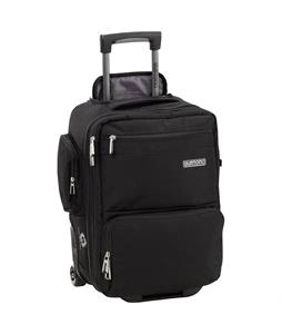 Burton Wheelie Flyer Travel Bag True Black 30L