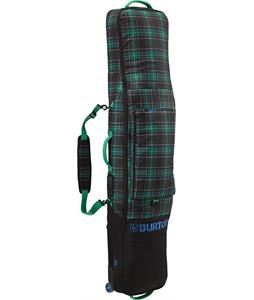 Burton Wheelie Gig Bag Snowboard Bag Turf Haggis Plaid 156cm