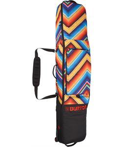 Burton Wheelie Gig Snowboard Bag Fish Blanket Print 156cm