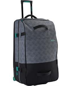 Burton Wheelie Sub Travel Bag Pinwheel Weave Print 121L