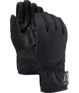 Burton Windstopper Gloves True Black