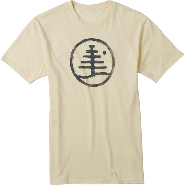 Burton Woodblock Family Tree Recycled T-Shirt