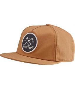 Burton Woodsman Snap Back Cap