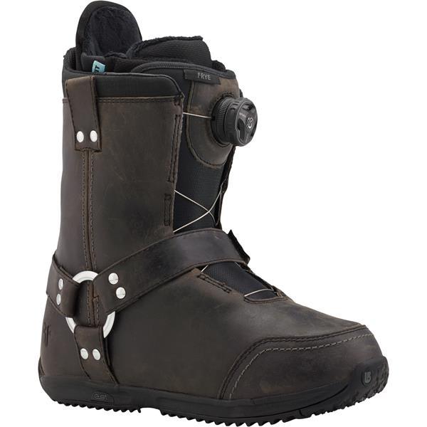 Burton X Frye Snowboard Boots