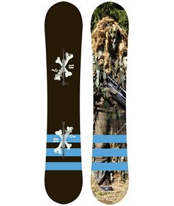 Burton X9 Flying V Snowboard 154.5