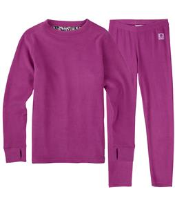 Burton Youth Fleece Baselayer Set