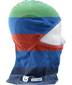 Burton Youth Balaclava Mascot Pop Stripe