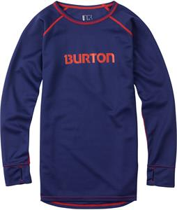 Burton Youth Lightweight Baselayer Set Top Deep Sea