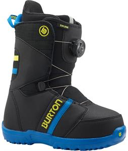 Burton Zipline BOA Snowboard Boots Next Level Blue