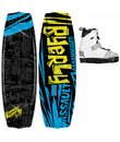 Byerly Assault Wakeboard w/ Onset Bindings - thumbnail 1