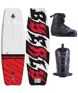 Byerly Conspiracy Wakeboard 54 w/ Shift CT Boots