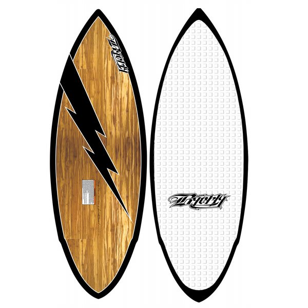 Byerly Hazzard Wakesurfer