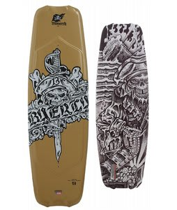 Byerly Monarch Wakeboard 54 Blem