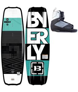 Byerly Monarch Wakeboard 56 w/ Standard Boots