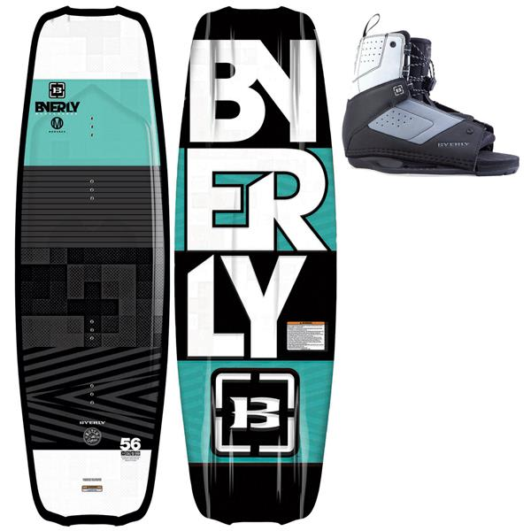 Byerly Monarch Wakeboard w/ Standard Boots