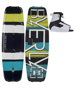 Byerly Monarch Wakeboard 54 w/ Standard Boots