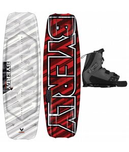 Byerly Monarch Wakeboard 56 w/ Verdict Bindings