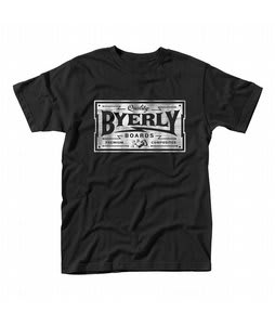 Byerly Recoil T-Shirt Black