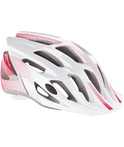 Cannondale Radius Bike Helmet White/Red
