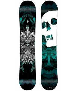 Capita The Black Snowboard Of Death Snowboard 156