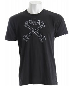 Capita Crossbones Slim T-Shirt