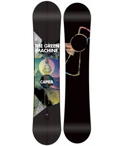 Capita The Green Machine FK Snowboard