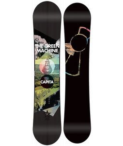Capita The Green Machine FK Snowboard 156