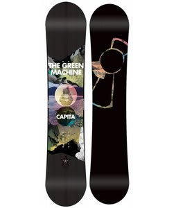 Capita The Green Machine FK Snowboard 158