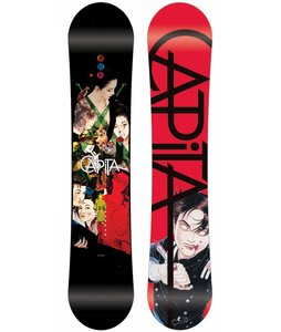 Capita Indoor Survival FK Snowboard 150