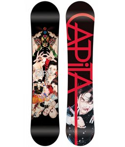 Capita Indoor Survival FK Snowboard 156
