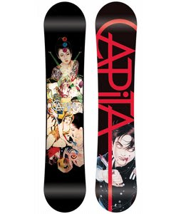 Capita Indoor Survival FK Snowboard 160