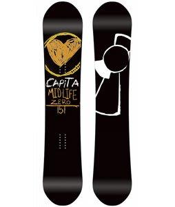 Capita Mid Life Zero Snowboard