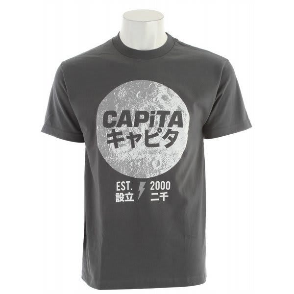 Capita Moon Man T-Shirt