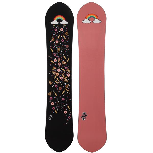 Capita Peter Line Rainbow Snowboard