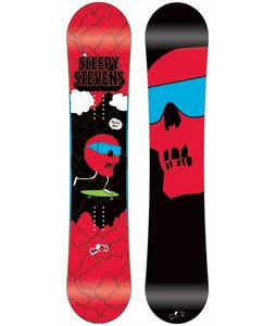Capita Scott Stevens Pro Model Snowboard 153