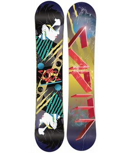 Capita Space Metal Fantasy Snowboard Blue 145