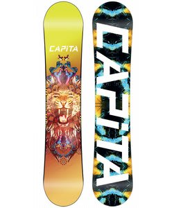 Capita Space Metal Fantasy FK Snowboard 145