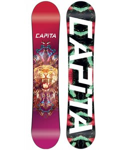 Capita Space Metal Fantasy FK Snowboard 147