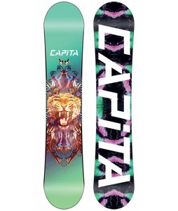 Capita Space Metal Fantasy FK Snowboard 149