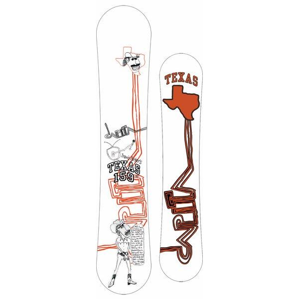 Capita Travis Parkers Texas Snowboard