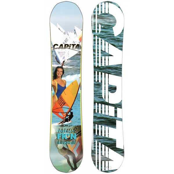Capita Totally FKN Awesome Snowboard