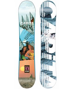 Capita Totally FK'N Awesome Snowboard 157