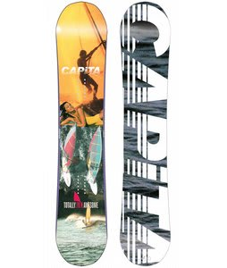 Capita Totally FK'N Awesome Snowboard 161