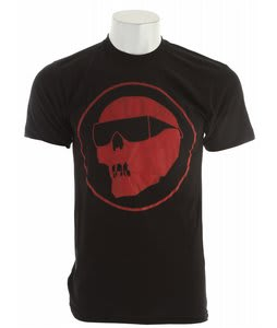 Capita Ultrafear T-Shirt Black