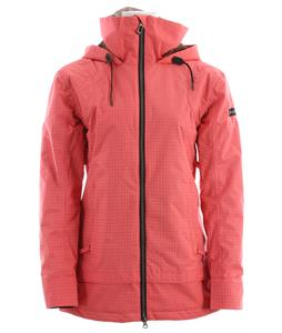 Cappel Blackmail Snowboard Jacket Wool Hounds Rosy