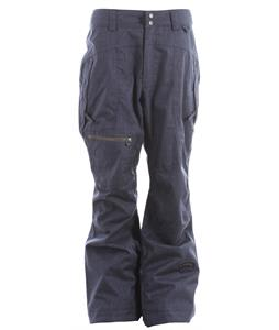 Cappel Calling Snowboard Pants Shipyard Navy Chambray