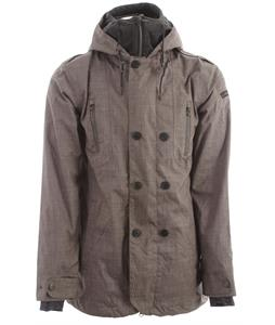 Cappel Clampdown Snowboard Jacket Metal Revolver Chambray