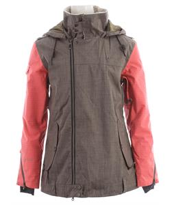 Cappel Heartbeat Snowboard Jacket Metal Revolver Chambray