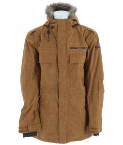 Cappel Magnificent Snowboard Jacket Copper Chambray